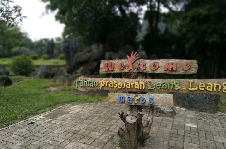 Leang-leang : Taman Jejak Prasejarah di Maros Makassar