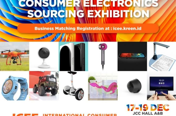 International Consumer Electronics Exhibition (ICEE) 2019