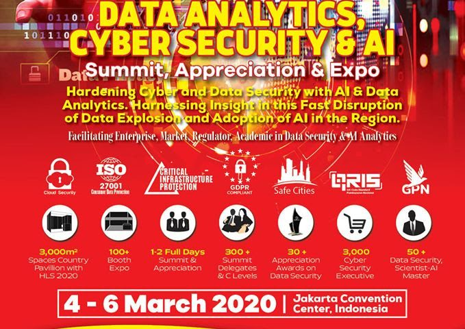DataSecurAi 2020 – Summit, Appreciation & Expo