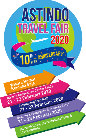 ASTINDO Travel Fair 2020 ( 3 Kota )