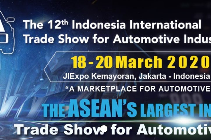 INAPA 2020 – The 12th Indonesia International Trade Show For Automotive Industry