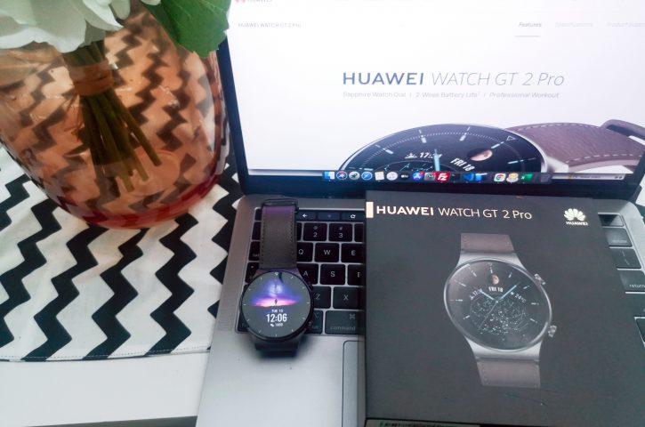 Review Huawei Smartwatch GT 2 Pro : Premium dengan Fitur Fitnes Melimpah